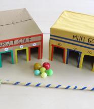 Craft Box Golf