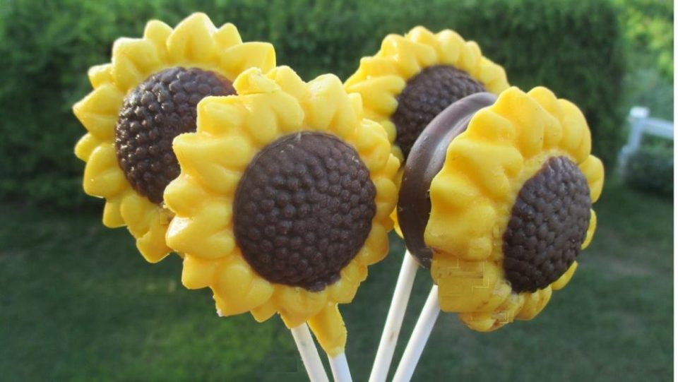 Summer Craft Sunflower