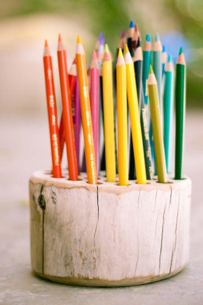 Wood Crafts for Kids Holder