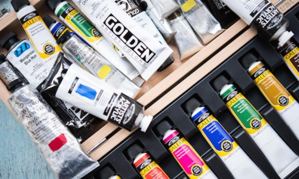 Art and Craft Supplies Paint