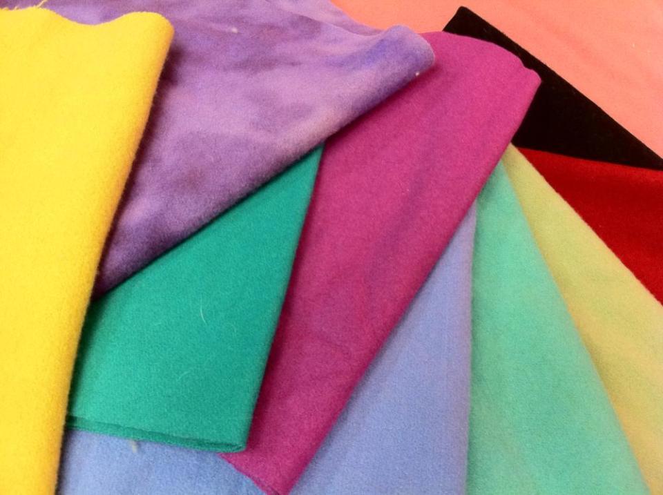 Art and Craft Supplies Felt Fabric