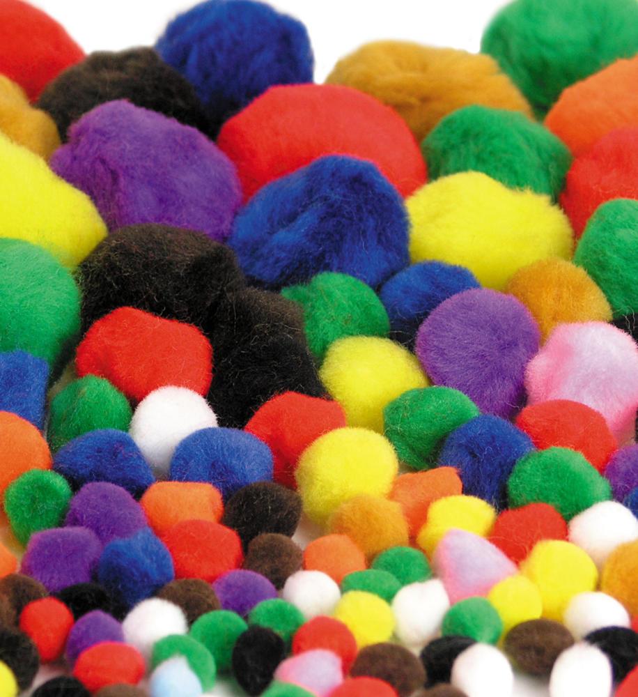 Art and Craft Supplies Pom Pom