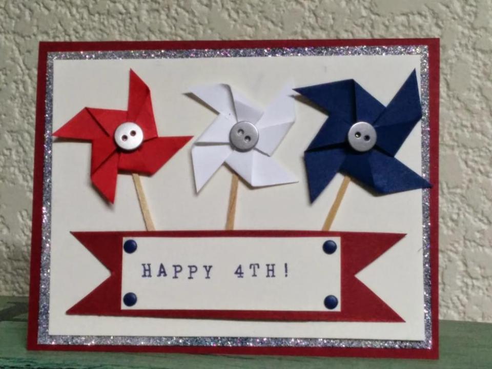 Holiday Craft Card