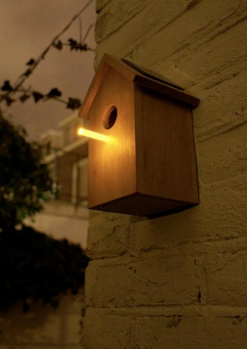 bird house architecture