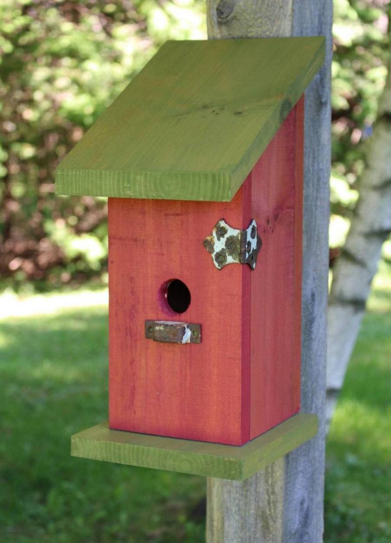 b&q bird house