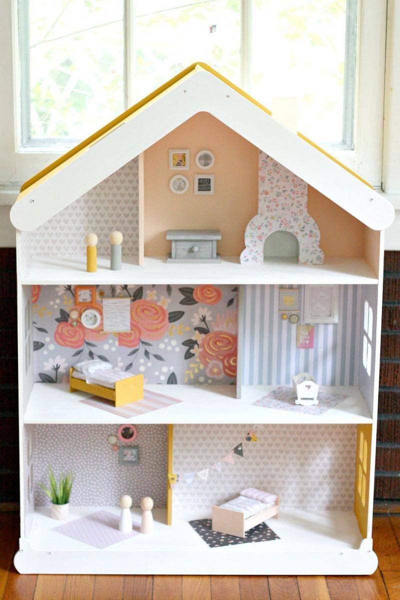 cutebee diy dollhouse