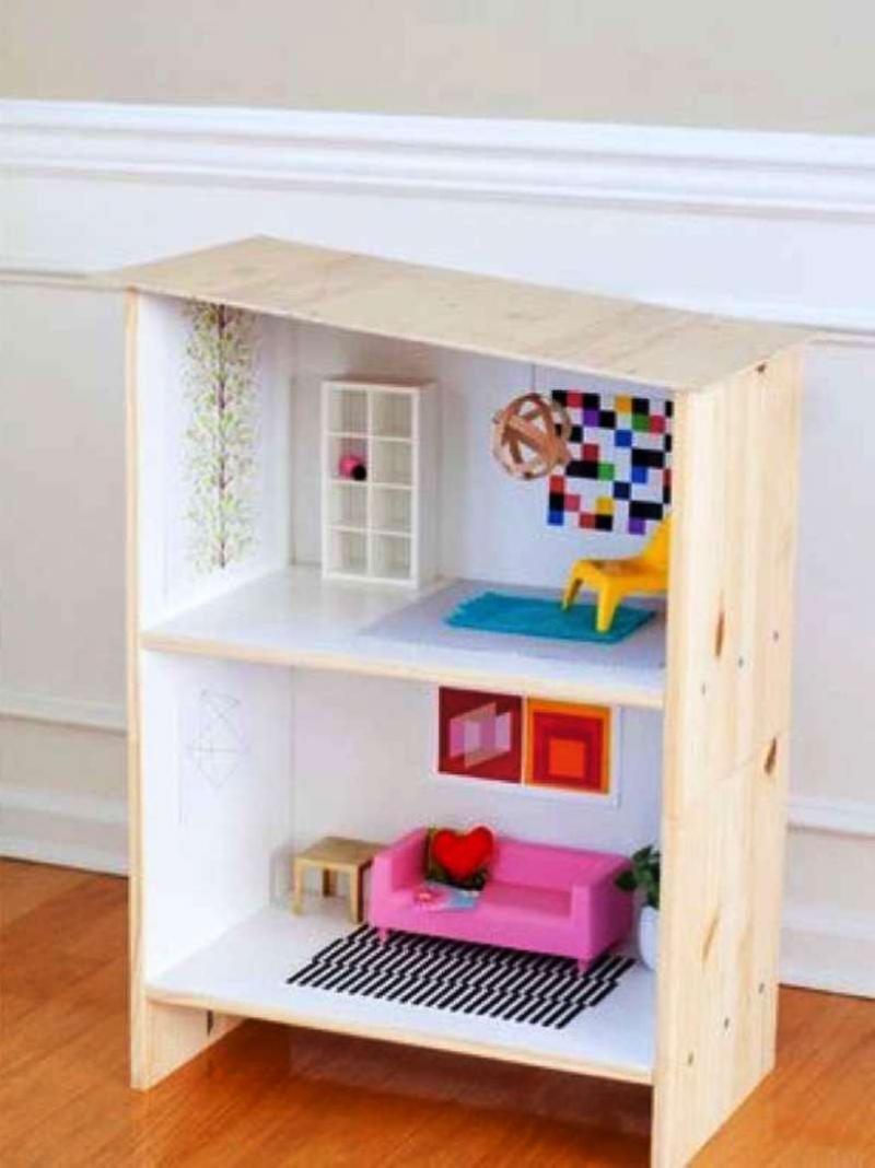 diy doll house for 18 inch dolls