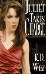 Juliet Takes Charge cover