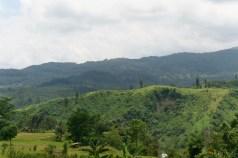 Lembah di dekat jurug.