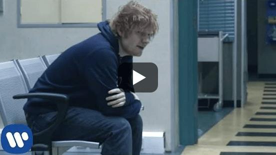 Ed Sheeran Small Bump
