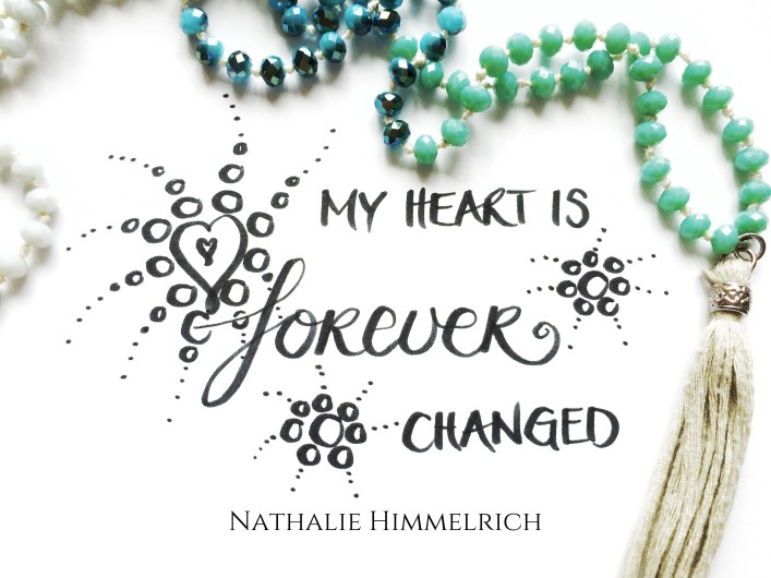 Forever changed by ©Nathalie Himmelrich