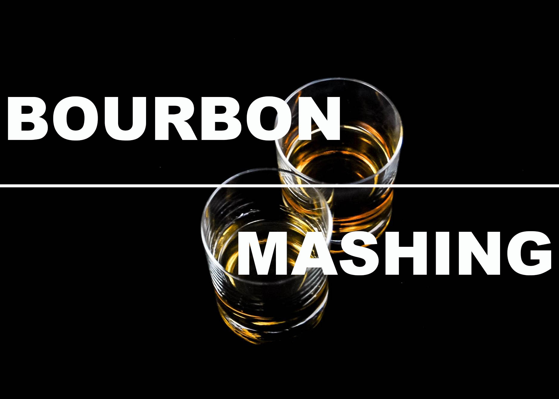 Bourbon Mashing logo
