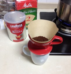 We've tried tons of different coffee's here and we found LaVazza to be the best.