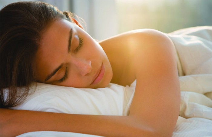 Image result for sleeping naked benefits