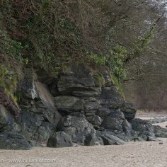 Llansteffan Beach and Boulders