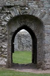 Llansteffan Castle Arch