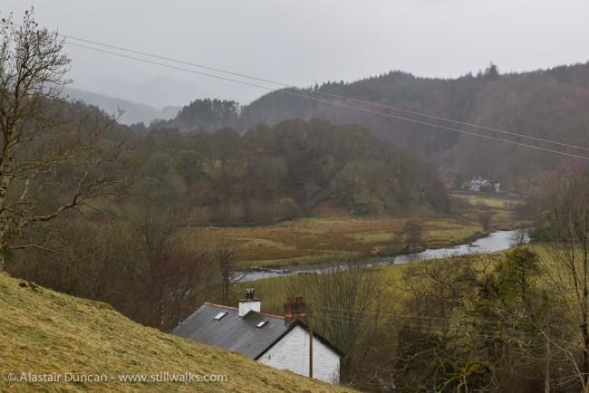 Lledr Valley