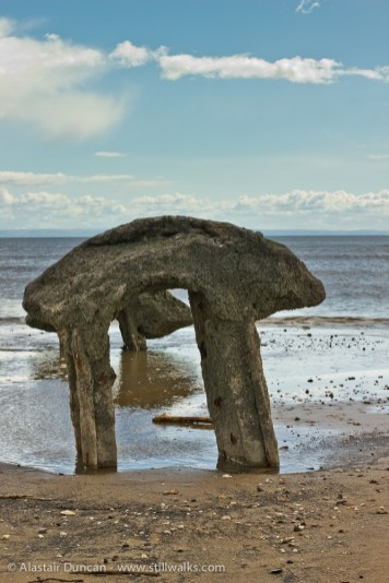old beach sculptural outlet