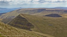 Cribyn in the Brecon Beacons