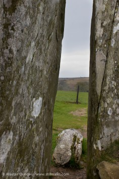Cairnholy chambered tomb