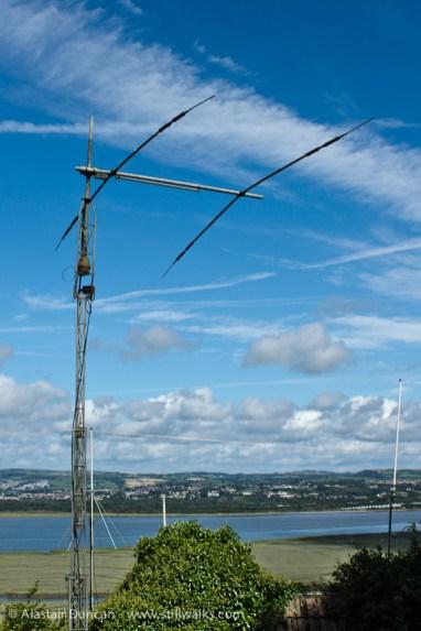 radio ham aerial