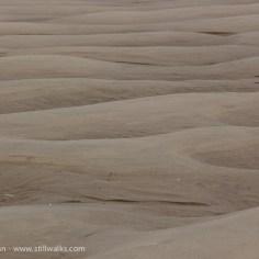 sculpted sand