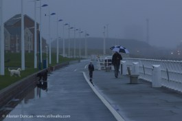 seafront walkers