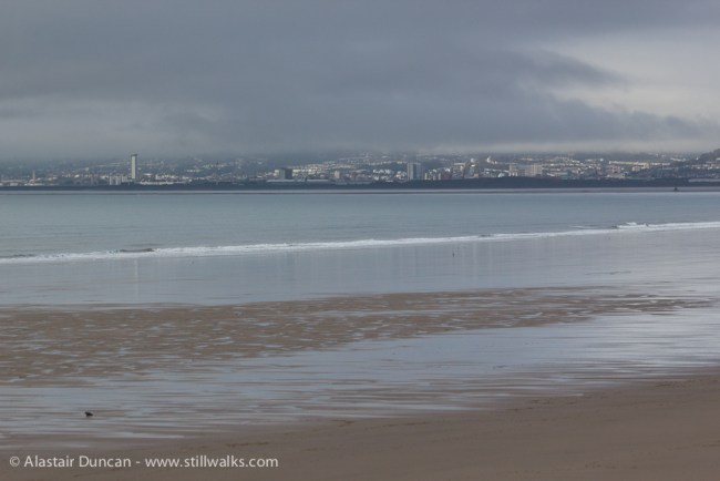 Swansea Bay from Aberavon