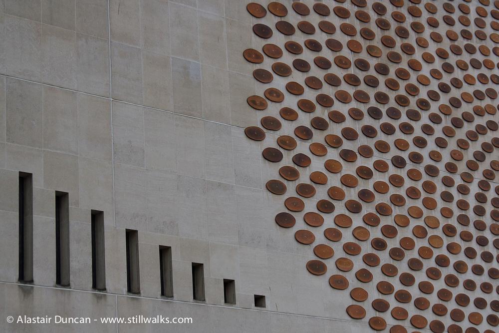 Concrete decorative patterns Cardiff
