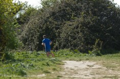Pagham Nature Reserve runner