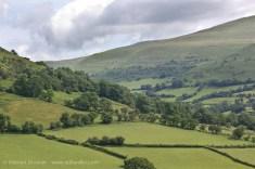 Cwm Sorgwm and Mynydd Troed