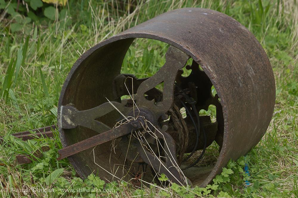 old roller