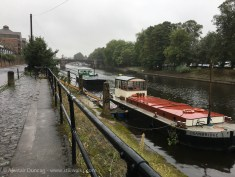 Longboats on the Ouse