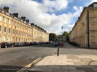 Great Pulteney Street in Bath