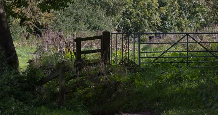 Ouse Walk gate