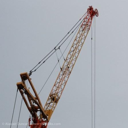 crane angles