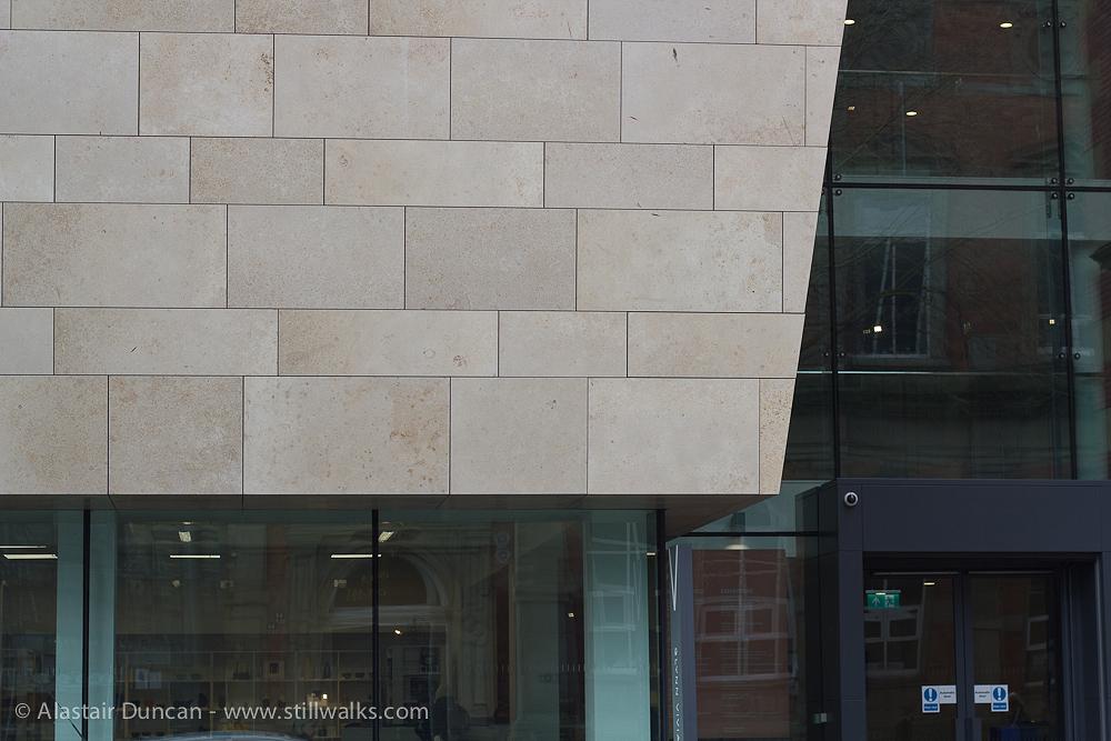 Glynn Vivian Art Gallery - new entrance