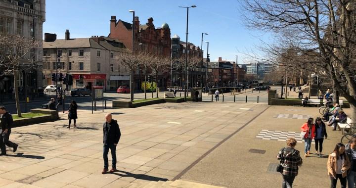 Victoria Square, Leeds