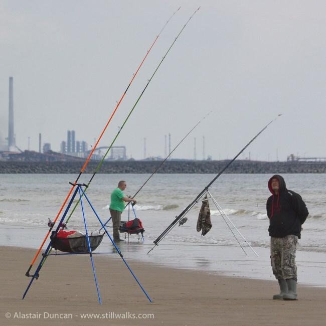 anglers angling