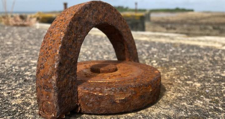 rusty ring perspective