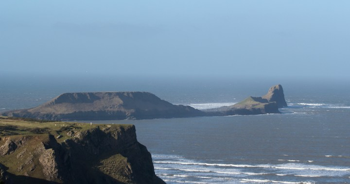 Worm's Head, Gower