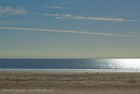 Swansea Bay sea and sun