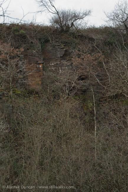 Dantwyn Quarry