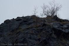 black quarry rock