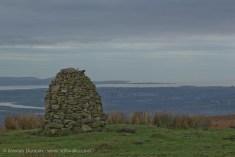 Cairn on Cefn Drum