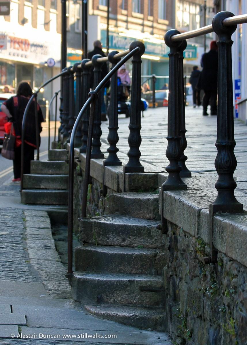 Penzance railings