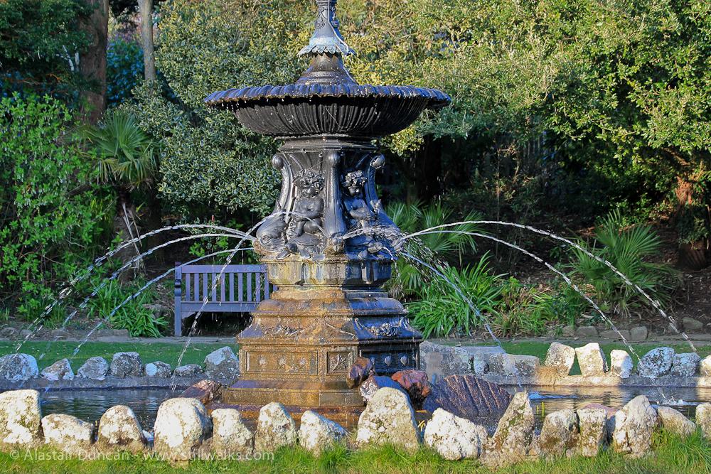 Penzance Fountain