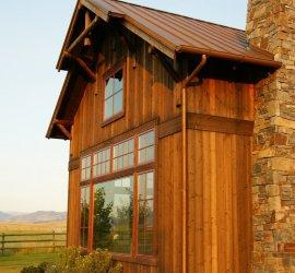 Fish Camp Custom Builders' custom built home; www.fishcampco.com