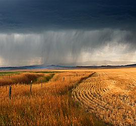 Rural Montana Storm Clouds © Jason P Ross | Dreamstime.com