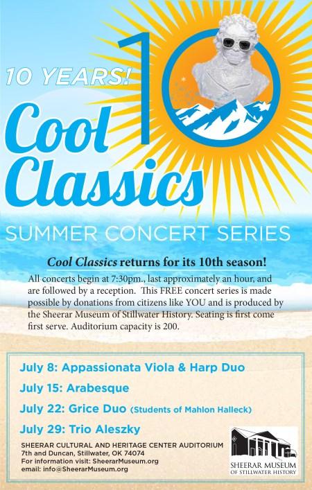 Cool Summer Classics 2016 card WEB